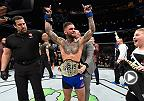 Watch Cody Garbrandt backstage after his victory over Dominick Cruz at UFC 207 to claim the bantamweight title.