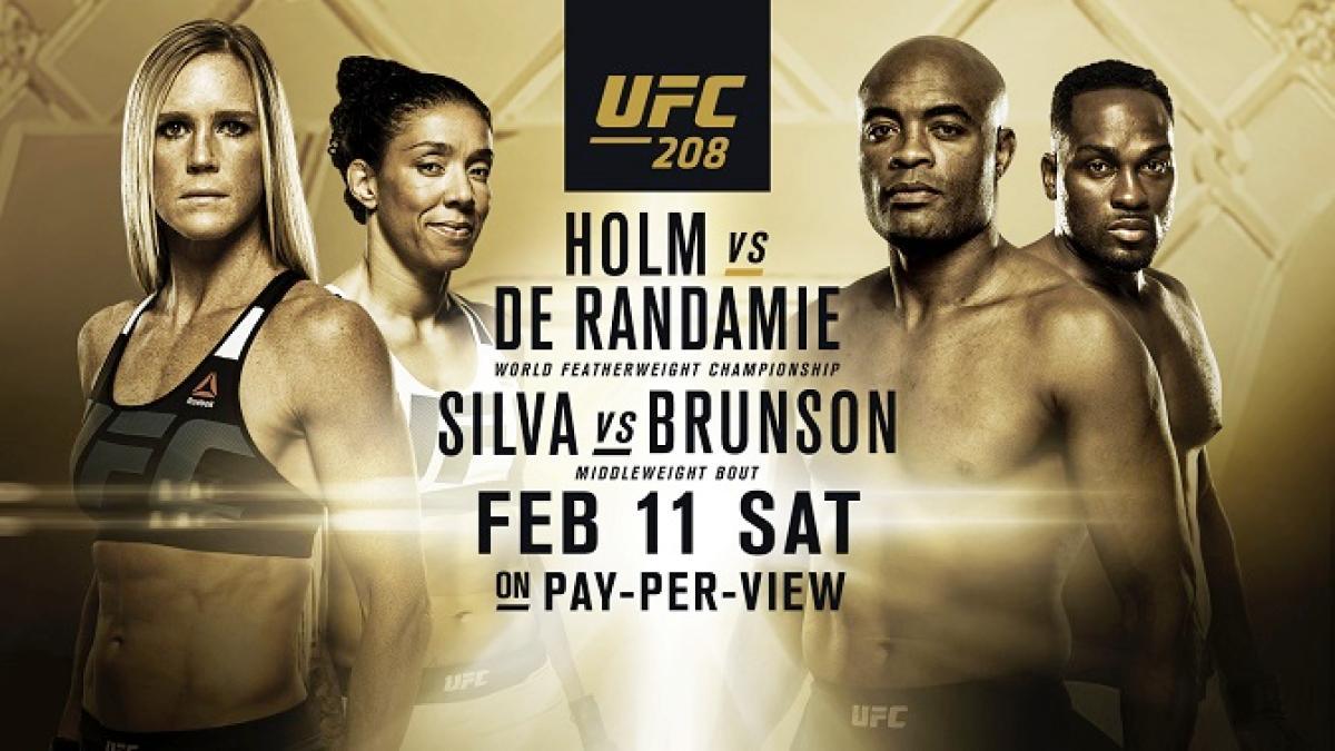 Картинки по запросу UFC 208