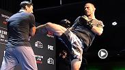 Watch the highlights from Thursday's Fight Night Denver open workouts, featuring Valentina Shevchenko, Julianna Pena, Donald Cerrone and more.