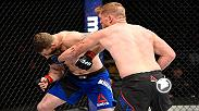 Watch Sam Alvey backstage after his victory over Nate Marquardt at Fight Night Denver.