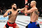Fight Night Denver : Entrevue de Jorge Masvidal dans les coulisses