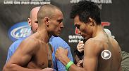 Watch the Korean Zombie KO Mark Hominick in Round 1 of their fight at UFC 140. Korean Zombie takes on Dennis Bermudez in the main event of Fight Night Houston on Feb. 4.