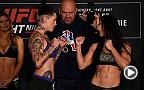Tecia Torres: Agresiva Contra Bec Rawlings En UFC Houston