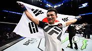 Watch Chan Sung Jung discuss his victorious return to the Octagon at Fight Night Houston over Dennis Bermudez.