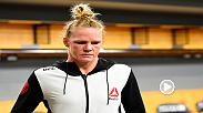 Find out what makes Holly Holm a warrior in the UFC. Holm takes on Germaine de Randamie for the UFC women's featherweight title at UFC 208.