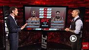 In the second episode of Inside The Octagon for UFC 208, John Gooden and Dan Hardy analyze the middleweight co-main event between Anderson Silva and Derek Brunson.