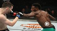 Watch Randy Brown's first UFC knockout when he defeated Brian Camozzi at Fight Night Albany.