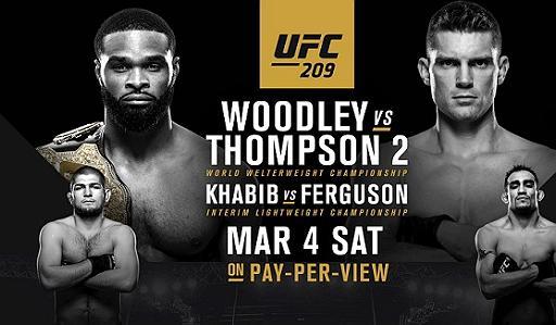 Картинки по запросу UFC 209