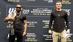 UFC 209: Woodley vs Thompson 2 - Extended Preview