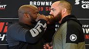 Joe Rogan previews the main event for Fight Night Halifax, featuring heavyweight contenders Derrick Lewis and Travis Browne.