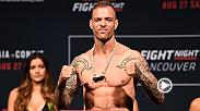 UFC lightweight Alessandro Ricci struggled for seven years to breakthrough into the UFC. But the Toronto-native now based in Las Vegas realized his dream when he stopped chasing it. Ricci looks for his first UFC win Sunday in Halifax vs. Paul Felder.