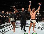 Watch Tyron Woodley and Stephen Thompson's welterweight title fight from UFC 205 when the two fought to a draw. Don't miss when the rematch goes down at UFC 209 on March 4.