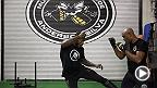 Khalil Rountree and Anderson Silva share special bond