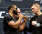 UFC 209: Woodley vs Thompson 2 - Media Call