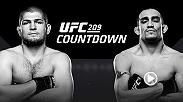 Dynamic lightweight contender Tony Ferguson and 23-0 Khabib Nurmagomedov get their long-anticipated matchup with the interim lightweight championship up for grabs.