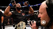 Get to know UFC champion Tyron Woodley before he defends his welterweight title against Stephen Thompson at UFC 209 on March 4.
