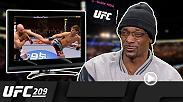 Snoop Dogg gives his commentary on the highlights of UFC welterweight challenger Stephen Thompson before UFC 209.