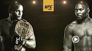 Daniel Cormier and Anthony Johnson meet in the Octagon in Buffalo, New York for UFC 210, live on Pay-Per-View on Saturday, April 8.