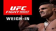Watch the Fight Night Fortaleza official weigh-in on Friday, March 10 at 10pm GMT live from Fortaleza, Brazil.