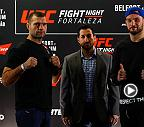Fight Night Fortaleza: Rua vs Villante - Joe Rogan Preview