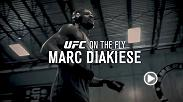 Rising lightweight prospect Mark Diakiese is featured on this episode of On The Fly ahead of his scrap in London Saturday on UFC FIGHT PASS vs. Teemu Packalen. Check out Diakiese's move to American Top Team ahead of fight.