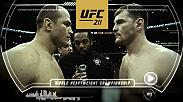The UFC's two most dangerous heavyweights collide at UFC 211 as Stipe Miocic attempts to defend his belt against Junior Dos Santos.