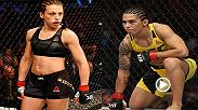 Joanna Jedrzejczyk attempts to defend her title for the fifth consecutive time at UFC 211, as she takes on challenger Jessica Andrade.