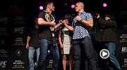 UFC.com & NESN.com team up to tour UFC 211 and preview the big fights and try to predict how things will turn out. Will Stipe Miocic avenge his loss to Junior Dos Santos in 2014 to retain his heavyweight title? That and more in the preview podcast.
