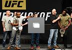 UFC Summer Kickoff Press Conference Photo Gallery