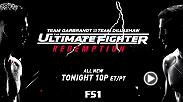 Coach Garbrandt pits two friends against each other in tonight's all-new episode of The Ultimate Fighter: Redemption on FS1 at 10pm/7pm ETPT.