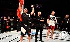 Watch Volkan Oezdemir in the Octagon after his win over Misha Curkunov at Fight Night Stockhom.