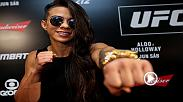Preview the UFC 212 co-main event matchup between strawweight contenders Claudia Gadelha and Karolina Kowalkiewicz.