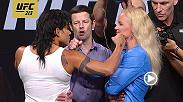 Amanda Nunes attempts to defend her bantamweight title for the second time when she takes on Valentina Shevchenko in the UFC 213 main event.