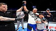Watch Mark Hunt talk backstage at UFC Fight Night Auckland about his fourth round victory over fellow heavyweight contender Derrick Lewis.