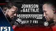 Michael Johnson et Justin Gaethje s'affronteront en combat principal de l'événement The Ultimate Fighter Redemption Finale le 7 juillet en direct sur RDS 2 et TSN 5.
