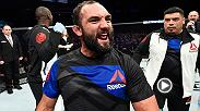 Former welterweight champion Johny Hendricks is feeling right at home in his new weight class of 185 pounds. He's excited to start climbing the ladder toward the title with his next matchup against Tim Boetsch in Oklahoma City.