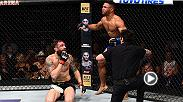Voici les faits saillants du combat principal entre Michael Chiesa et Kevin Lee à l'événement UFC Fight Night à Oklahoma City.
