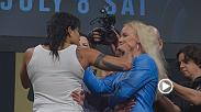 Go inside the lives and of athletes preparing for title fights at Las Vegas' annual flagship event. Bantamweight champ Amanda Nunes and challenger Valentina Shevchenko brace for a rematch in their adopted cities with the support of powerhouse females.