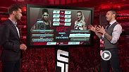 UFC commentators Dan Hardy and John Gooden break down the UFC 213 main event between Amanda Nunes and Valentina Shevchenko. The rematch between these two bantamweights is for Nunes' 135-pound championship at T-Mobile Arena in Las Vegas.