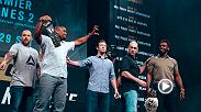 Daniel Cormier and Jon Jones will meet for their rematch at UFC 214 with the light heavyweight title on the line. Don't miss the action on July 29 live on Pay-Per-View. Watch the first promo released, being called the best in UFC history.