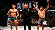 Joby Sanchez talks how he handled the fight, and his attempt to catch the interest of Dana White in the exciting kickoff of 'Dana White's Tuesday Night Contender Series'.