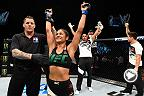 Fight Night Glasgow: Cynthia Calvillo Octagon Interview