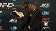 Watch Part 1 of the epic rivalry between Jon Jones and Daniel Cormier as the two met for the light heavyweight championship at UFC 182.