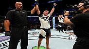 Megan Olivi catches up with Darren Elkins backstage at Fight Night Long Island, where he discusses his style, his opponent, and his future.
