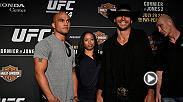 As soon as Robbie Lawler vs Donald Cerrone was announced fans circled the date on their calendars. The two spoke at UFC 214 media day and they're both looking forward to the challenge against each other Saturday night.