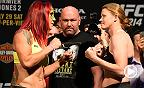 Joe Rogan previews the featherweight title fight at UFC 214 between legendary Brazilian Cris Cyborg and INvicta FC bantamweight champion Tonya Evinger.