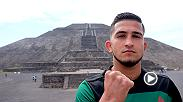 It's been a long road for Sergio Pettis, but on Saturday he gets the opportunity to headline a UFC event in Mexico City when he takes on Brandon Moreno.