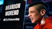 Tijuana native and #7 ranked Brandon Moreno is ready to shake up the UFC flyweight division when he takes on Sergio Pettis in the main event of Fight Night Mexico City this Saturday night on FS1.