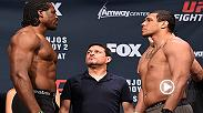 Francis Ngannou introduced himself to the UFC with a KO punch in his UFC debut at Fight Night Orlando in 2015. Next, Ngannou Faces Junior Dos Santos at UFC 215 in a big heavyweight fight.