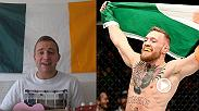 "In today's UFC Minute, it's all about the ""Fighting Irish."" Singer/Songwriter Mick Konstantin wrote a viral sensation of a song about Conor McGregor & it's taken the Internet by storm. McGregor loved the song and is flying Mick out for the fight in Vegas."
